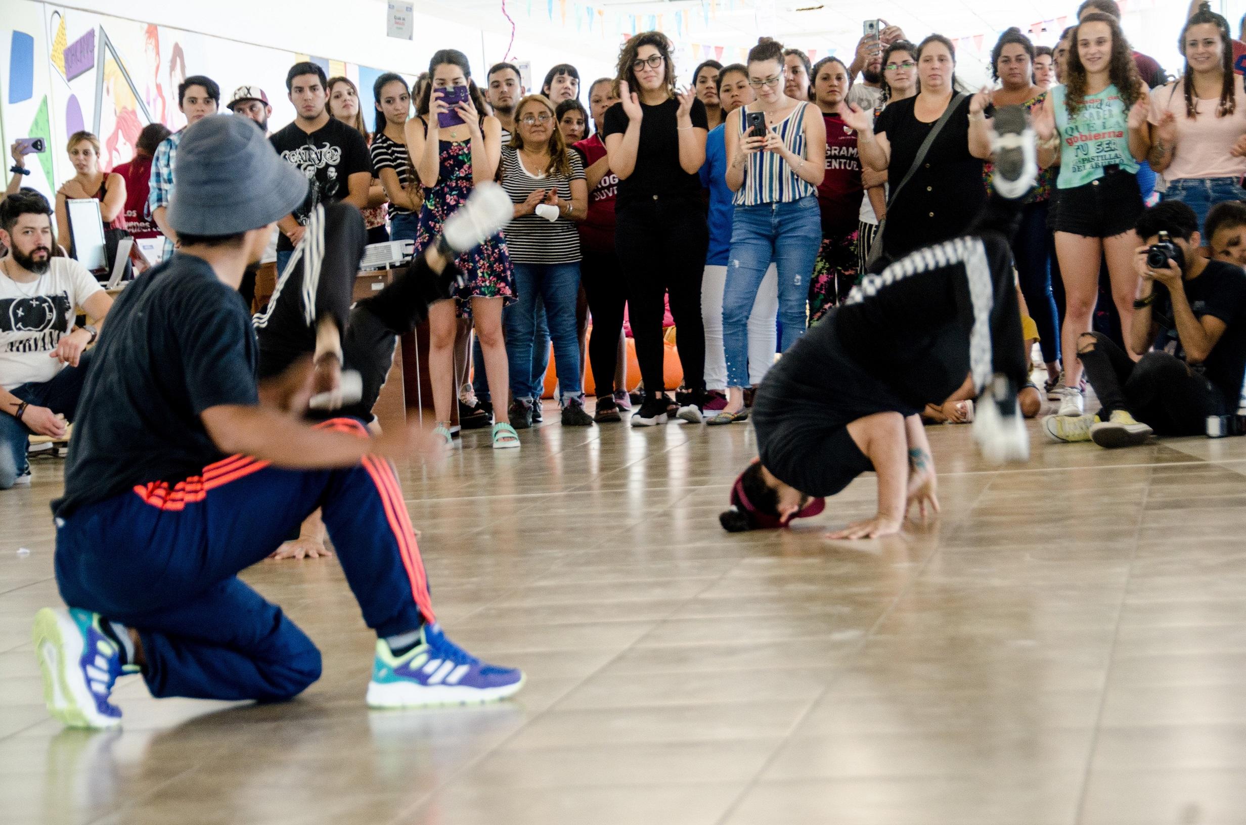 La juventud puntana brilló en la Expo Conexión Joven