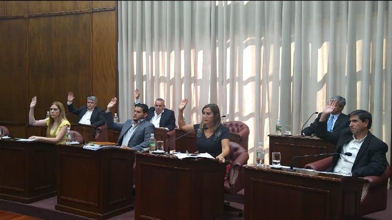La Legislatura provincial aprobó la Ley Impositiva 2020
