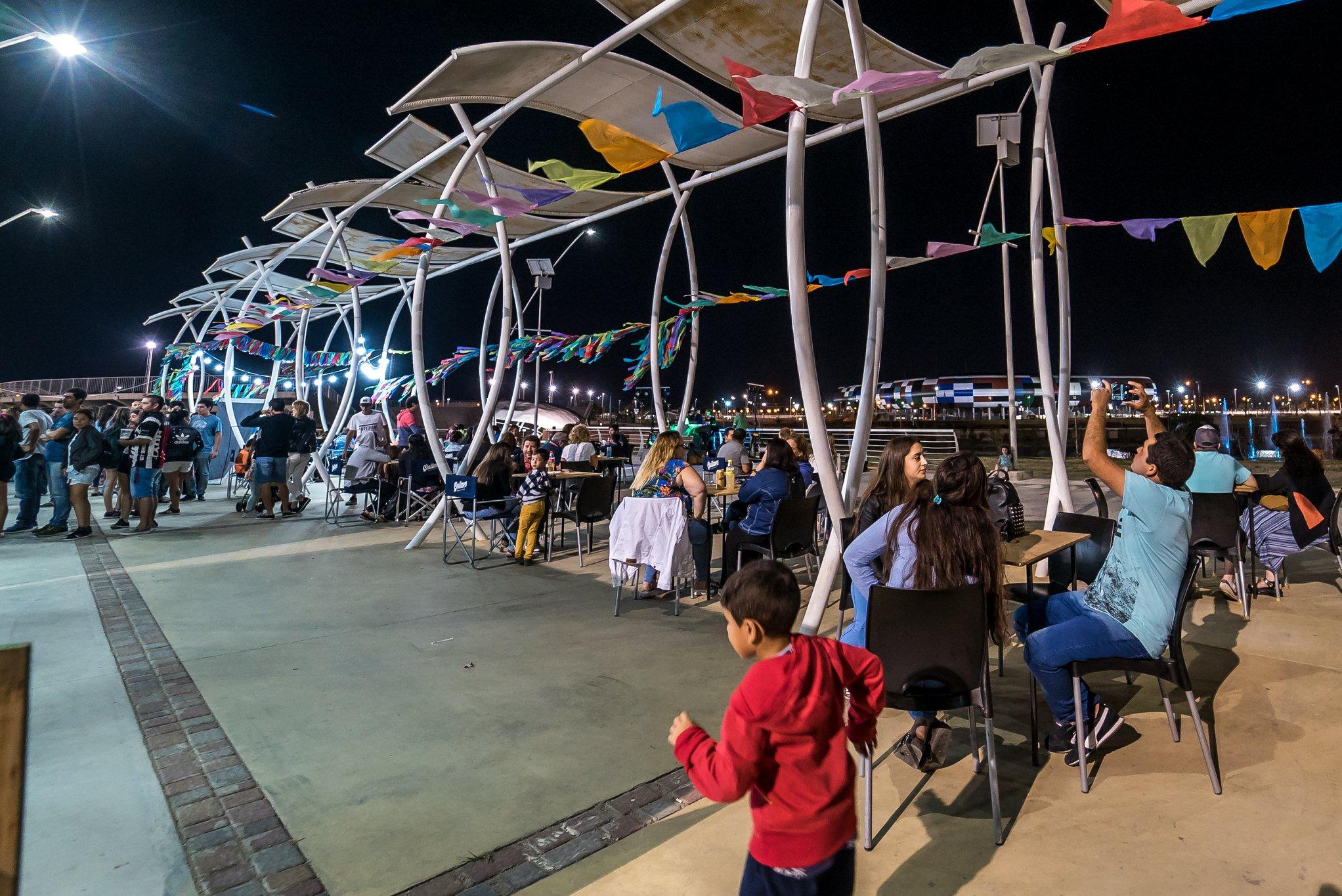 """La temporada de verano en La Pedrera comienza con la inauguración de """"La Terracita"""", la visita de Los Reyes Magos y el """"Vacaclub"""""""