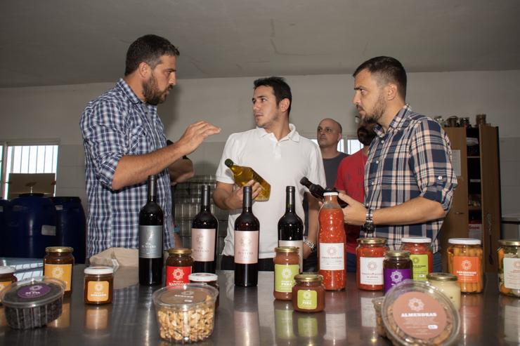 """Juan Lavandeira: """"Vamos a trabajar para generar más políticas que motiven a los pequeños y medianos productores"""""""