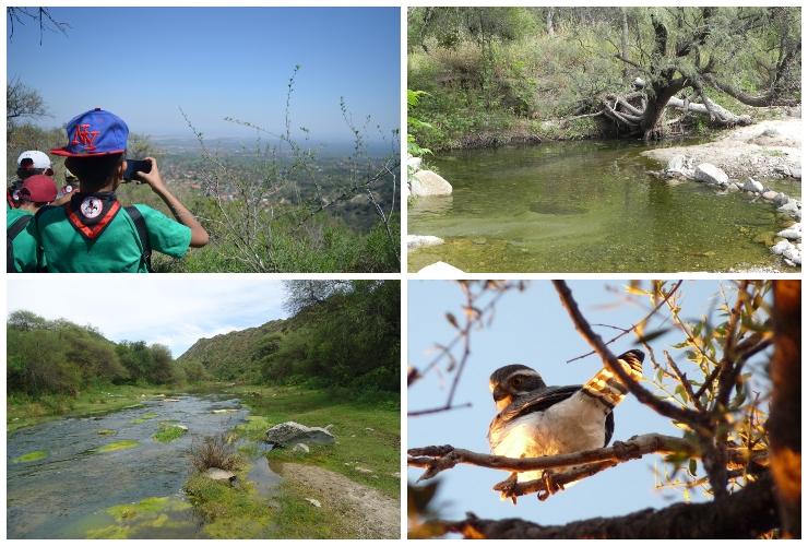 Cambio de horarios de visita en las áreas naturales protegidas