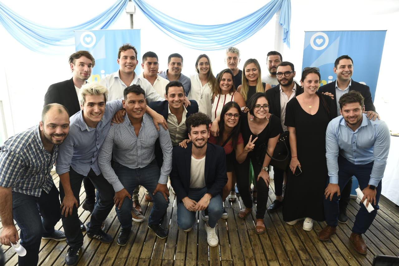 San Luis participó del relanzamiento del Instituto Nacional de Juventud en Villa Gesell