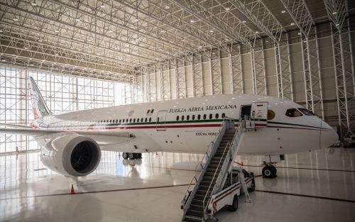 México no sabe qué hacer con su avión presidencial de US$130 millones