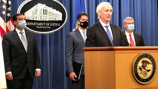 """Estados Unidos acusó a cinco ciudadanos chinos de una """"campaña global de hackeo"""""""