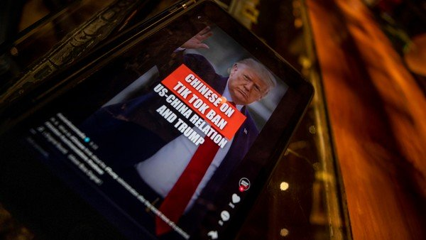 A horas de ser bloqueada por Donald Trump, TikTok presentó queja ante tribunal de Washington