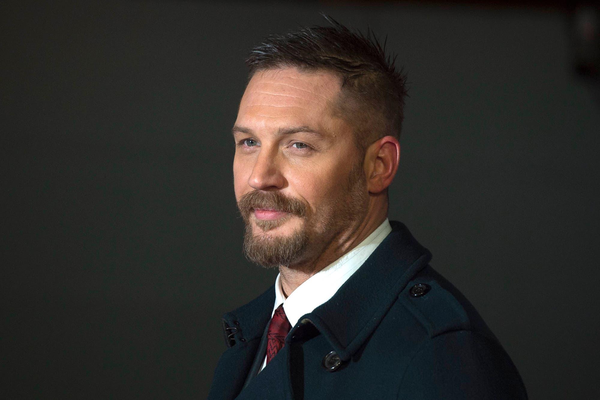 Tom Hardy, firme en la carrera para ser el nuevo James Bond