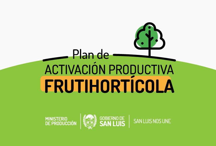 Más de 450 productores de la provincia se inscribieron en el Plan de Activación Productiva Frutihortícola