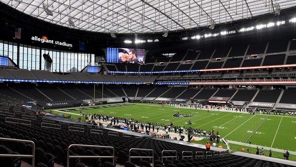 Allegiant Stadium: la tecnológica mole de 10 pisos que costó 2 mil millones de dólares y es la nueva vedette de la NFL