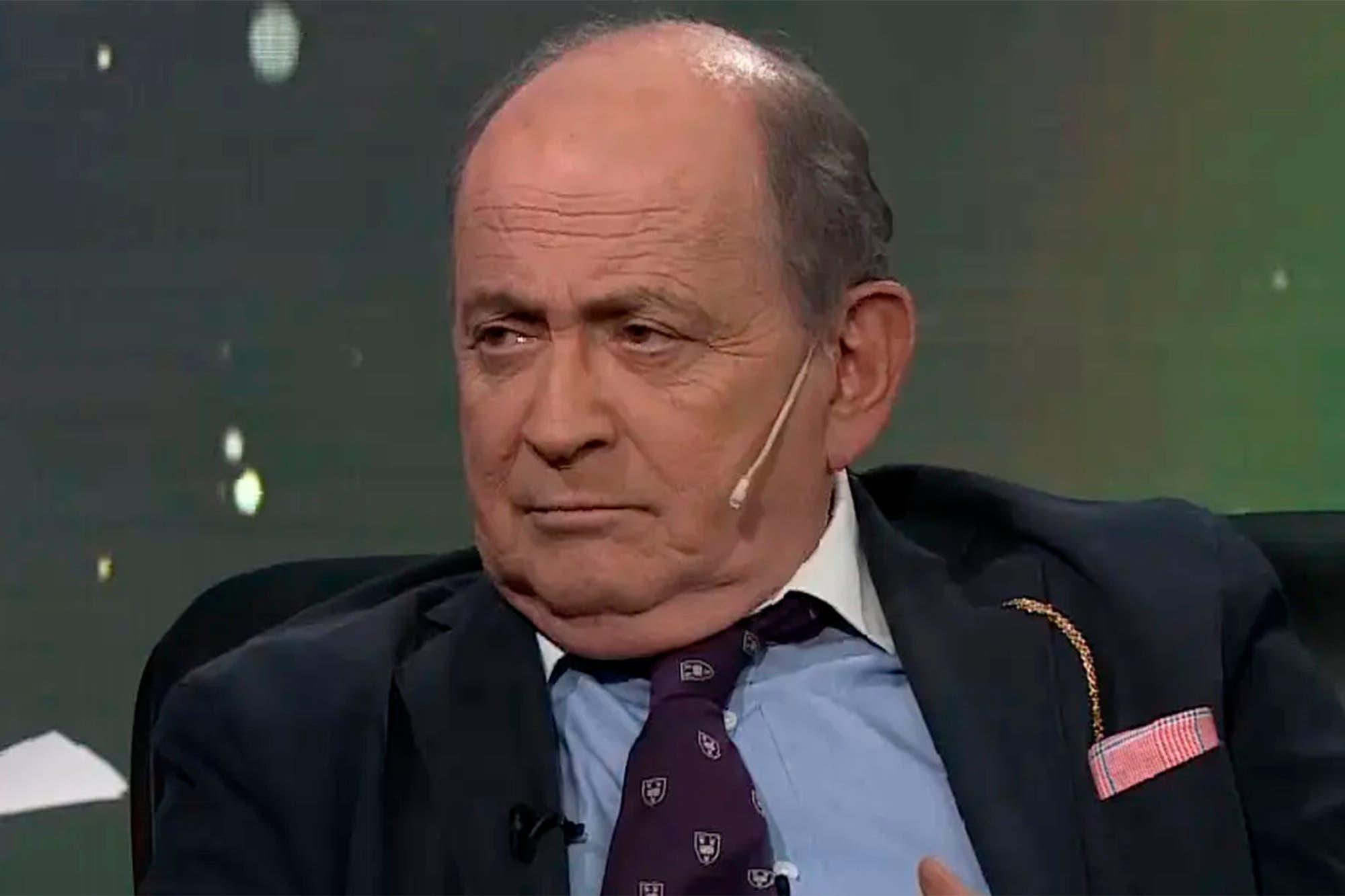 """Chiche Gelblung cuestionó la gestión de Alberto Fernández: """"Debería concentrarse más en la acción que en la palabra"""""""