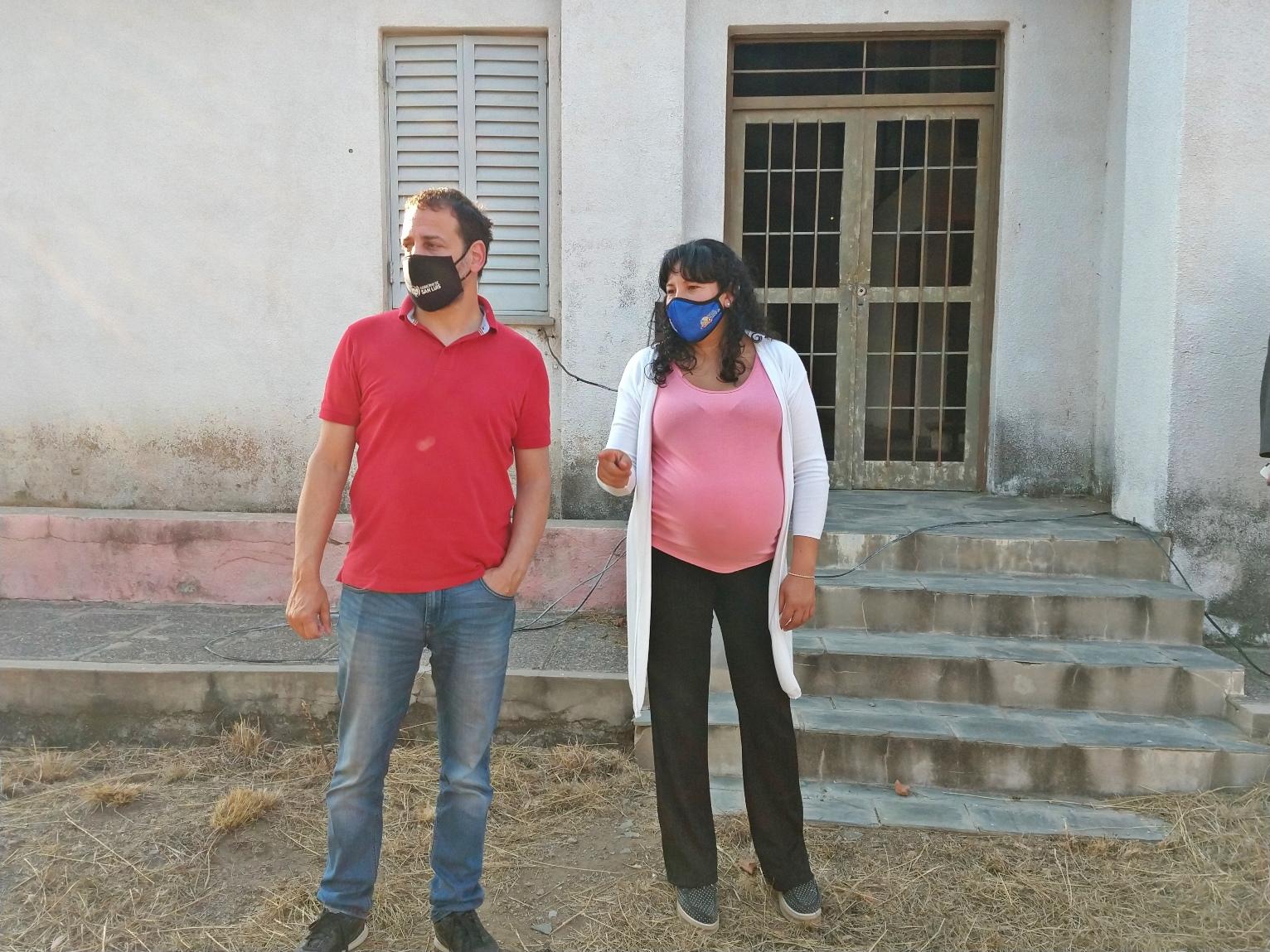Hostería de Villa de la Quebrada: una obra que beneficiará a la economía y el turismo regional