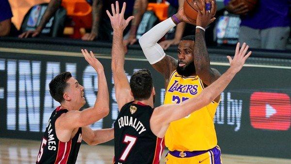 Finales de la NBA 2020: ¿es LeBron James el jugador más dominante de la historia?