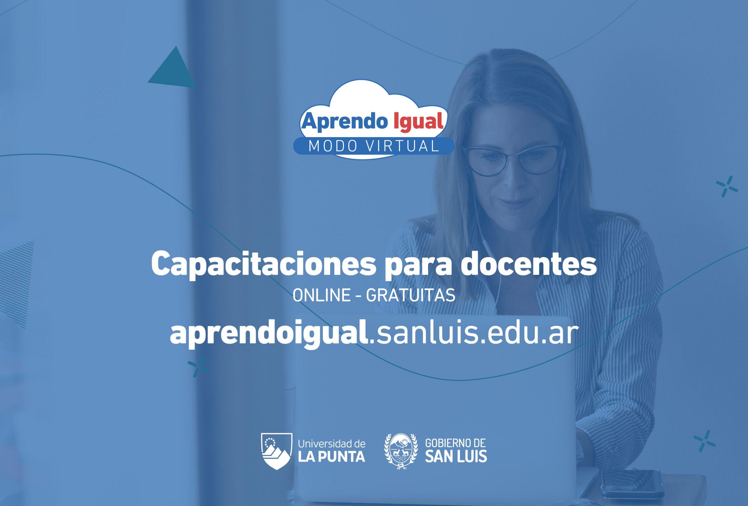 ULP: continúan las capacitaciones online sobre herramientas pedagógicas digitales