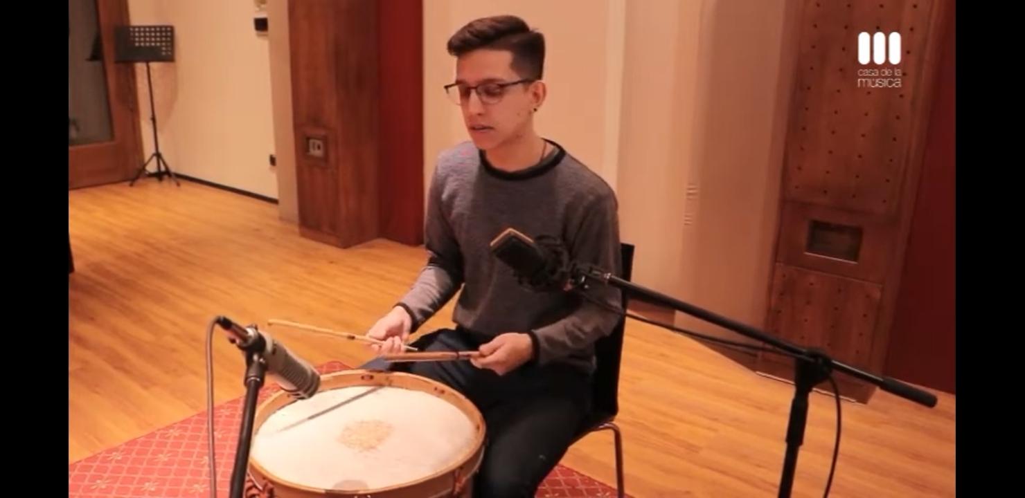 Casa de la Música continúa brindando talleres virtuales