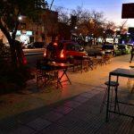 La avenida Illia se convierte en peatonal de viernes a domingos