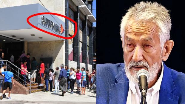 Rodríguez Saá le dará un aumento al Supervielle del 9.233%