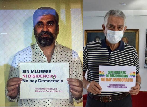 Machirulos disfrazados de feministas: Protegen al golpeador Rosendo, impiden que asuma una mujer y reclaman cupo femenino