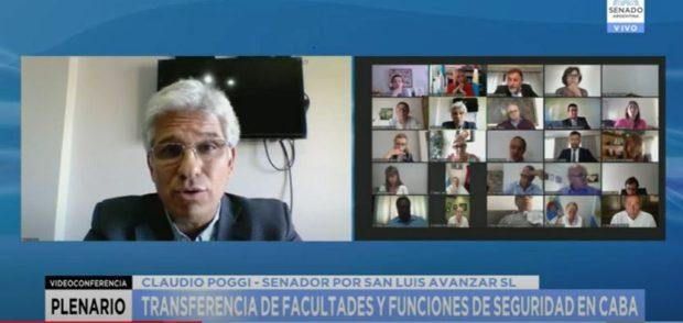 """""""La deuda de la Nación con San Luis se generó con Néstor y Cristina Kirchner, los Rodríguez Saá quieren borrar ese archivo"""""""