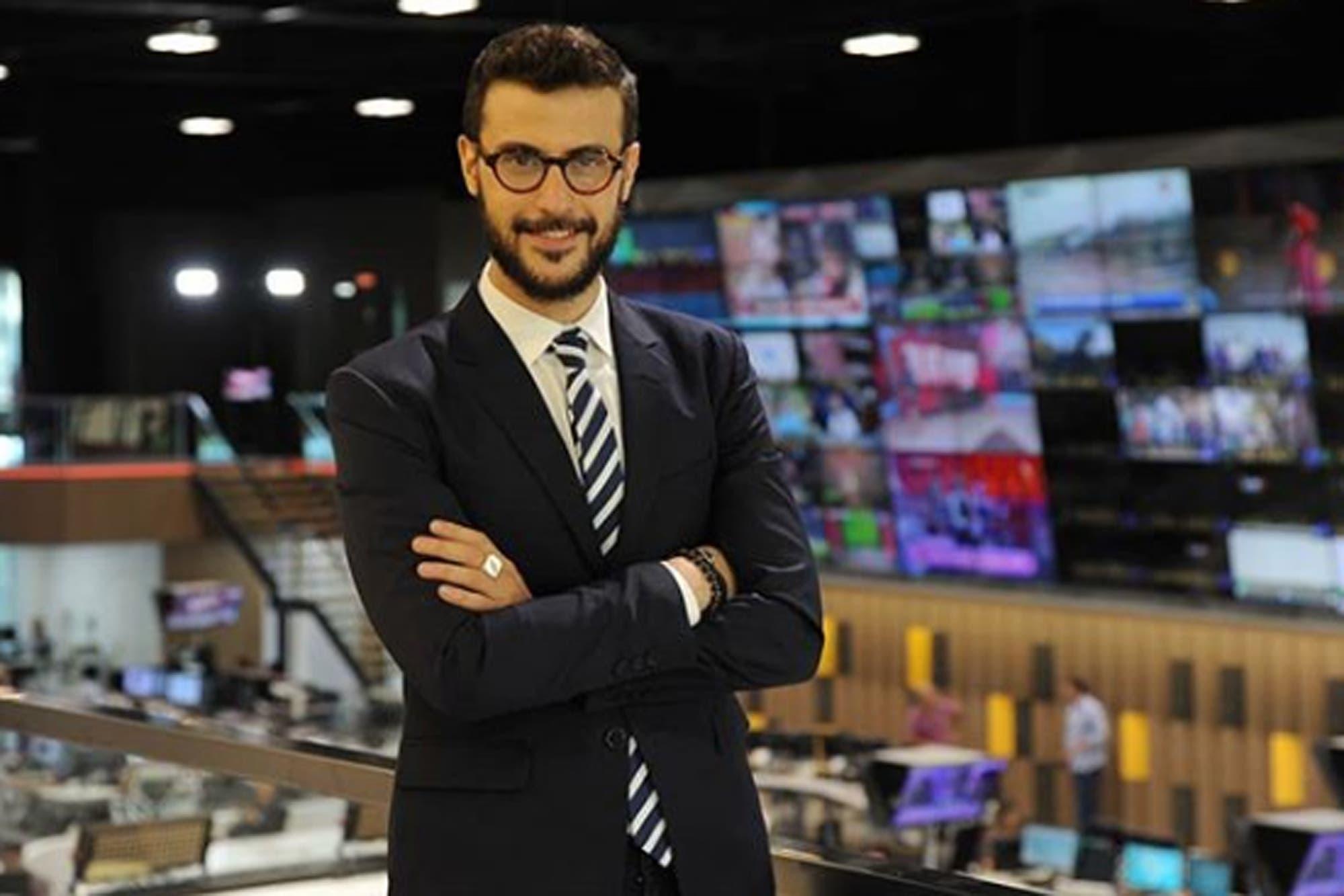 Telenoche: Diego Leuco despidió a María Laura Santillán y anunció nuevos cambios