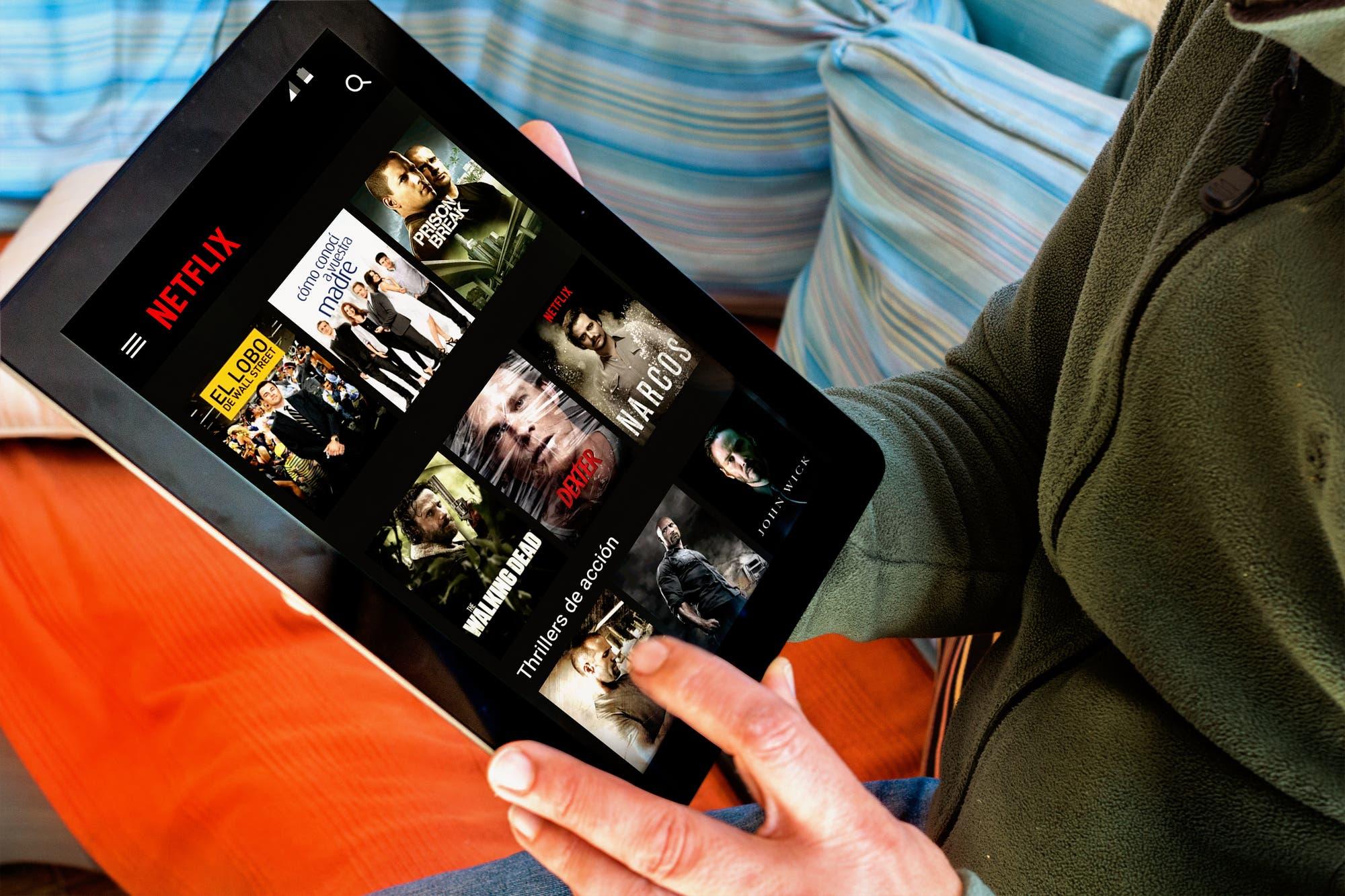Netflix supera los 200 millones de abonados y se dispara en la Bolsa