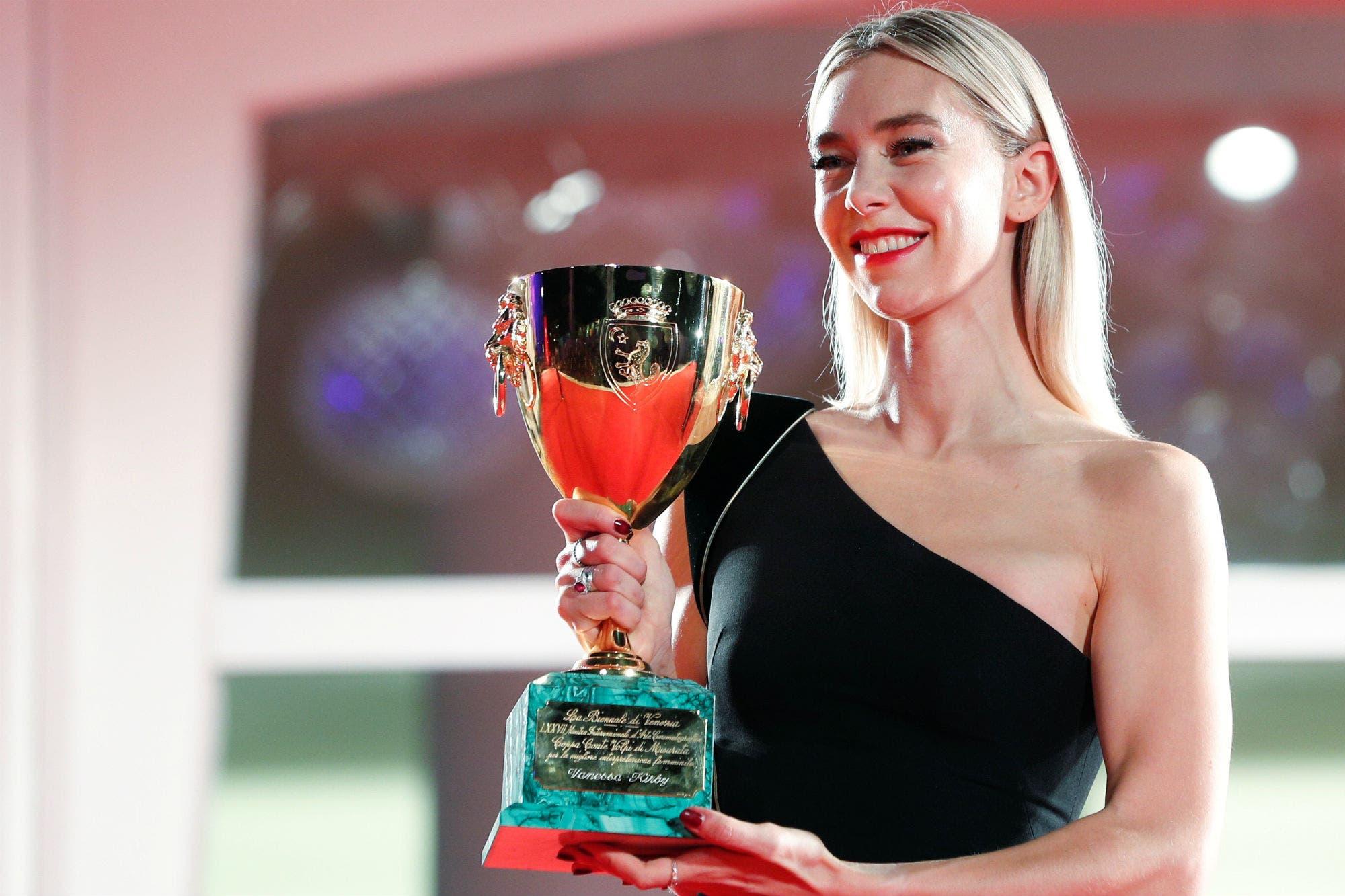 Vanessa Kirby: la revelación de The Crown que va camino al Oscar