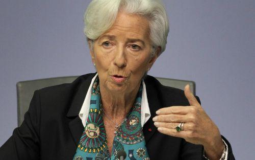Pese a la decisión del BCE, Lagarde habla de una nueva recesión