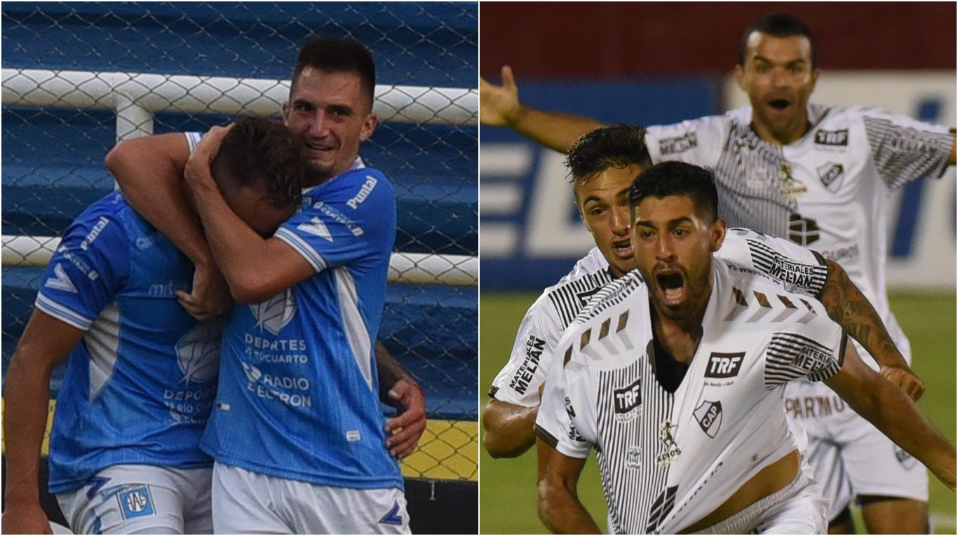 Estudiantes de Río Cuarto y Platense son finalistas y definirán el segundo ascenso a Primera División