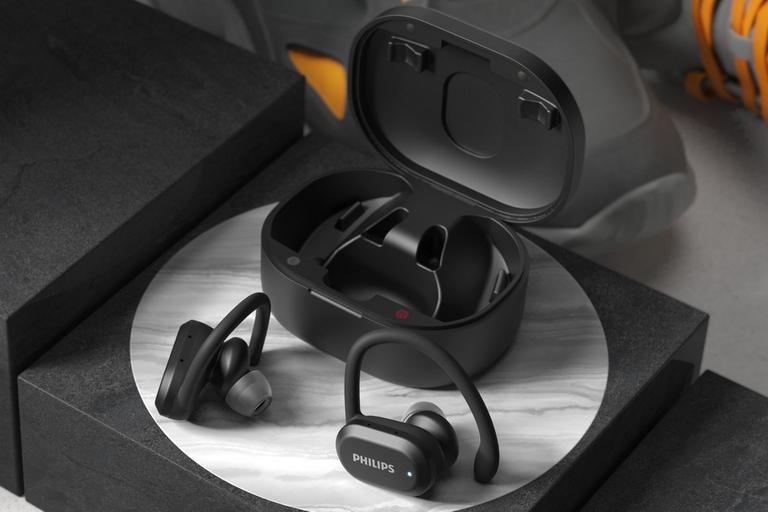 Más sensores: Philips lanza sus auriculares inalámbricos con limpieza UV-C que miden el ritmo cardíaco