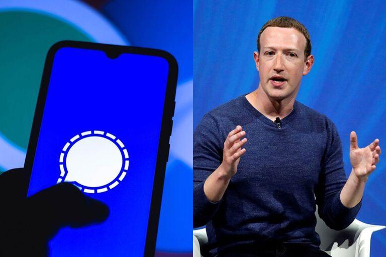 suspendido:-signal-anuncia-una-campana-online-en-contra-de-facebook-y-la-red-social-cancela-su-cuenta-publicitaria