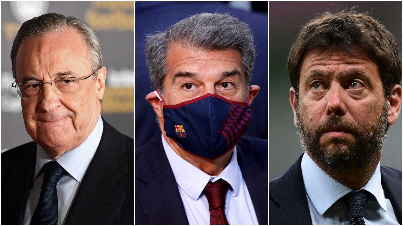 """la-respuesta-de-barcelona,-real-madrid-y-juventus-a-la-uefa:-""""esto-es-inaceptable"""""""
