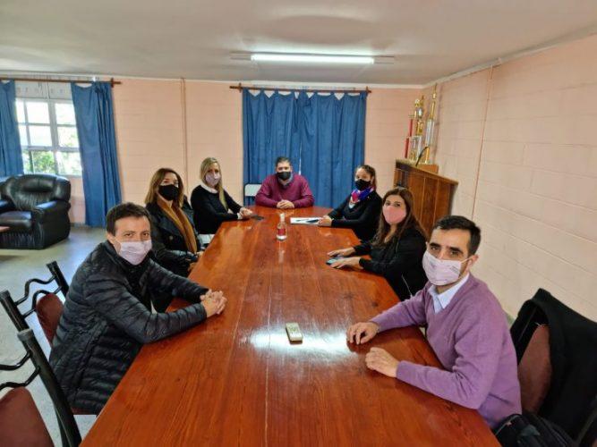 derechos-humanos-y-culto:-funcionarios-provinciales-visitaron-el-servicio-penitenciario