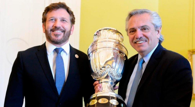 peligra-la-organizacion-de-la-copa-america-en-argentina:-la-conmebol-le-exigio-al-gobierno-que-haya-publico-en-la-final