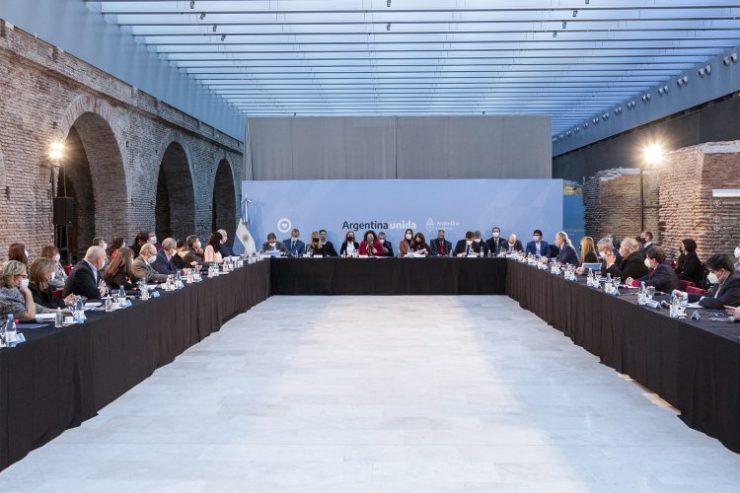 la-ministra-silvia-sosa-araujo-participo-de-una-nueva-reunion-del-consejo-federal-de-salud
