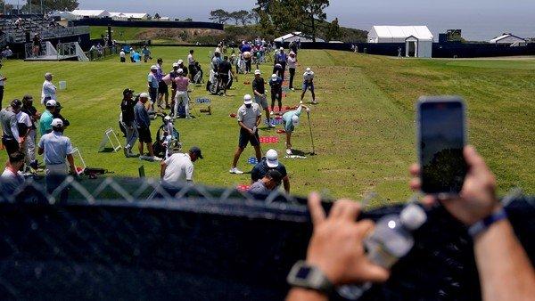 """el-us-open,-un-sueno-""""abierto""""-a-miles-de-golfistas-que-este-ano-tendra-a-un-argentino-que-se-gano-su-lugar"""