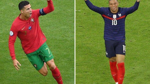 portugal-vs.-francia,-por-la-eurocopa:-horario,-formaciones,-tv-y-streaming