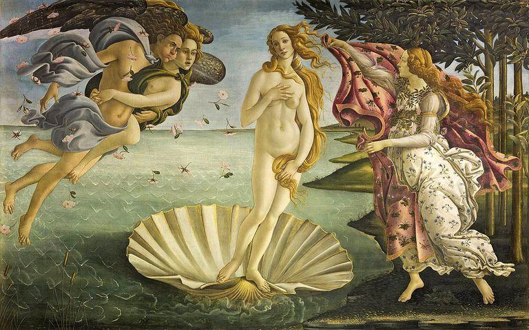 """¿es-pornografica-la-""""venus""""-de-botticelli?-disputa-entre-un-sitio-de-internet-y-un-museo-italiano"""